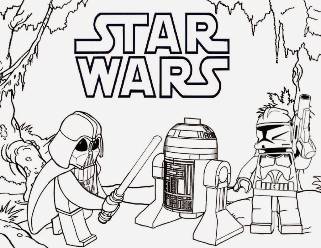 Coloriage Lego Star Wars New Lego Star Wars Coloring Pages – Coloringcks Of Coloriage Lego Star Wars