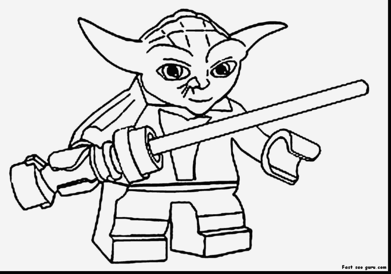 Coloriage Lego Star Wars Unique Star Wars Lego Drawing