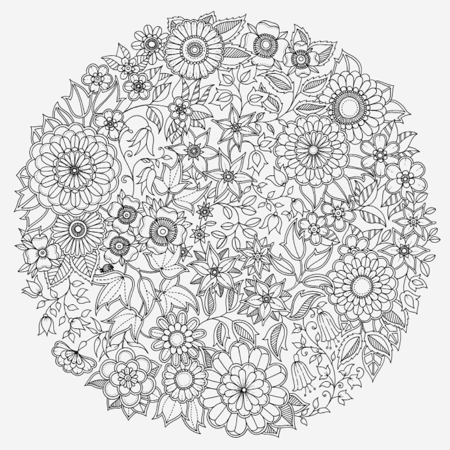 Coloriage Mandala Anti Stress Awesome Coloriage Anti Stress Les Beaux Dessins De Autres