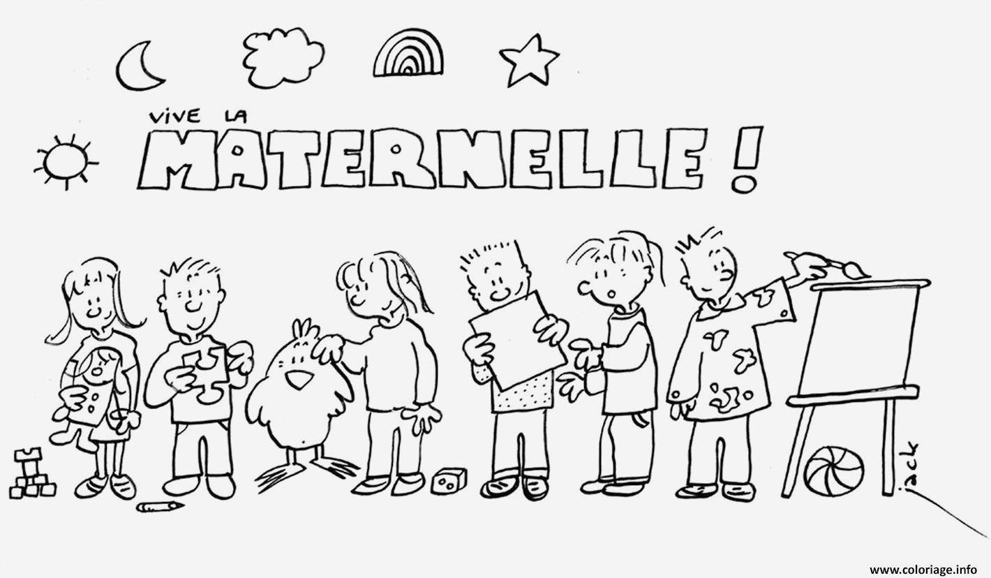 Coloriage Petit Ours Brun New Coloriage Maternelle Rentree Scolaire Dessin Of Coloriage Petit Ours Brun