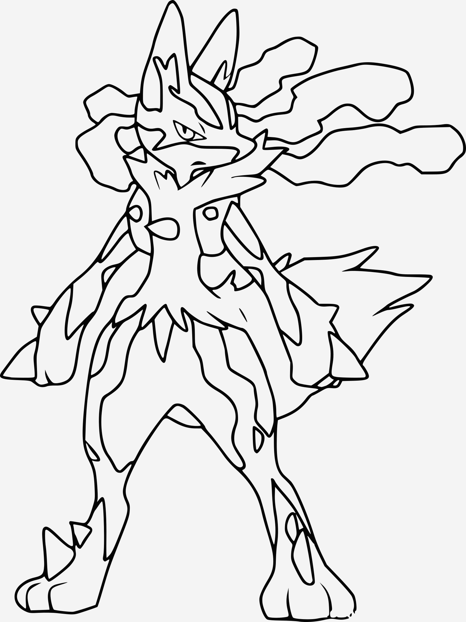 Coloriage Pokemon Evoli Lovely 159 Dessins De Coloriage Pokemon   Imprimer Of Coloriage Pokemon Evoli
