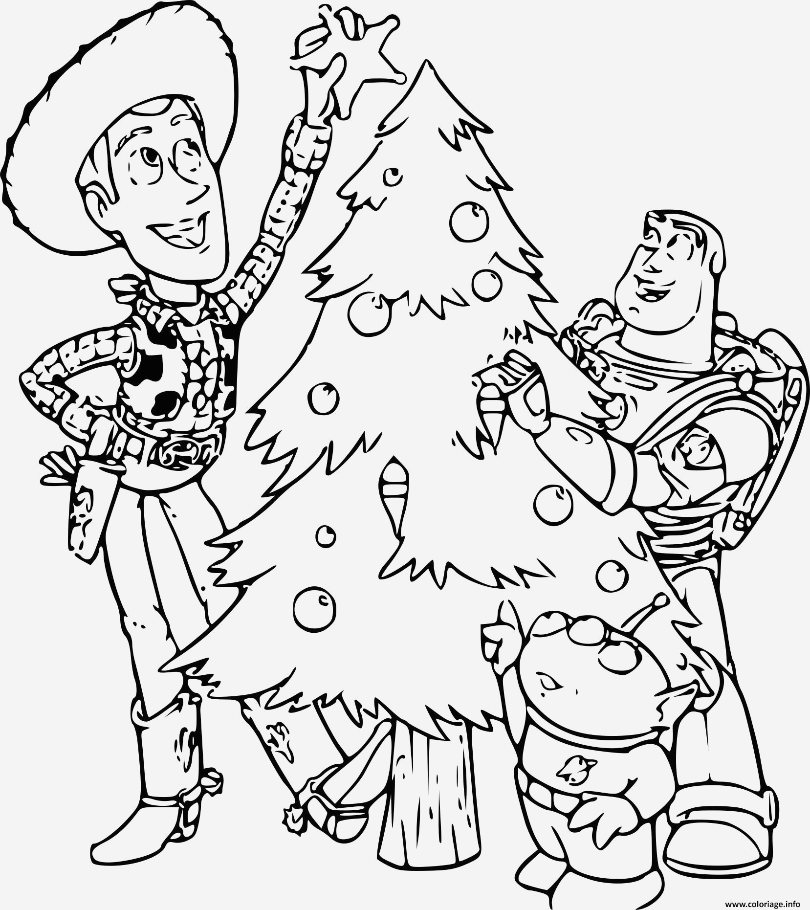 Coloriage toy Story 4 Best Of Coloriage toy Story Noel Jecolorie Of Coloriage toy Story 4