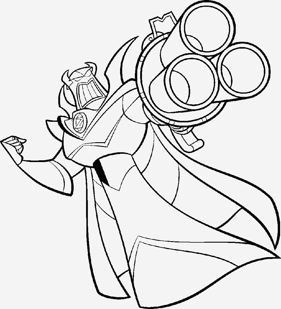 Coloriage toy Story 4 Unique toy Story Coloring Pages Zurg Of Coloriage toy Story 4