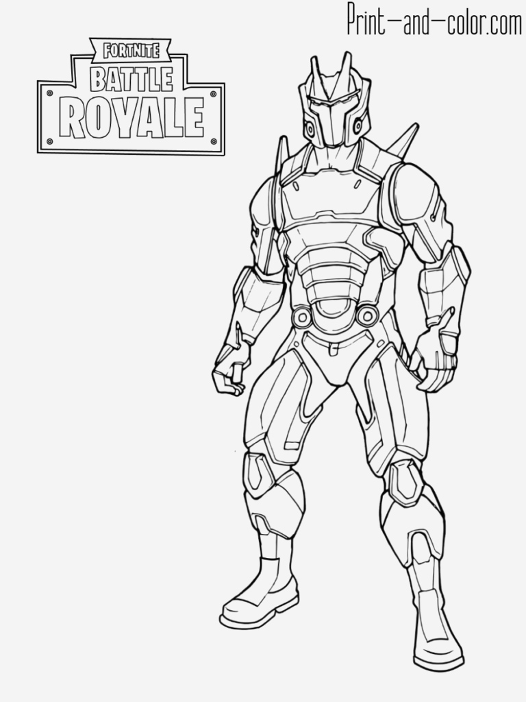 Dessin A Imprimer Personnage fortnite New fortnite Battle Royale Coloring Page Omega Max Level Of Dessin A Imprimer Personnage fortnite