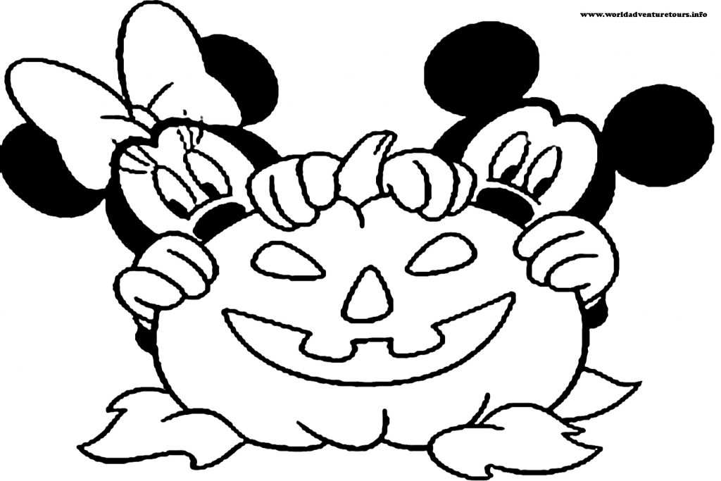 coloriage halloween facile